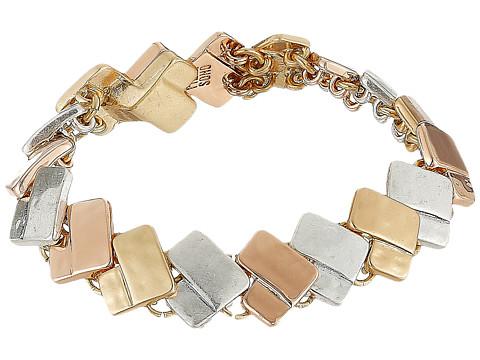 Robert Lee Morris Chevron Bracelet - Tri-Tonal