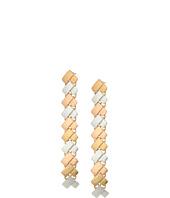 Robert Lee Morris - Chevron Linear Earrings