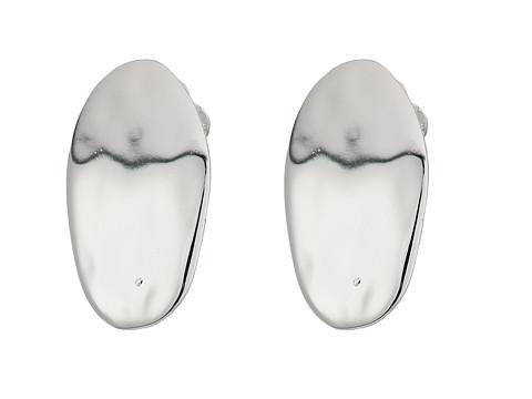Robert Lee Morris Clip-On Earrings - Silver