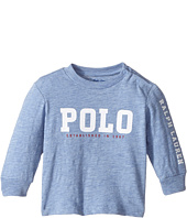 Ralph Lauren Baby - Cotton Jersey Graphic Tee (Infant)