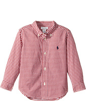 Ralph Lauren Baby - Gingham Cotton Poplin Shirt (Infant)