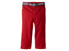 Ralph Lauren Baby - Belted Stretch Cotton Chino Pants (Infant)