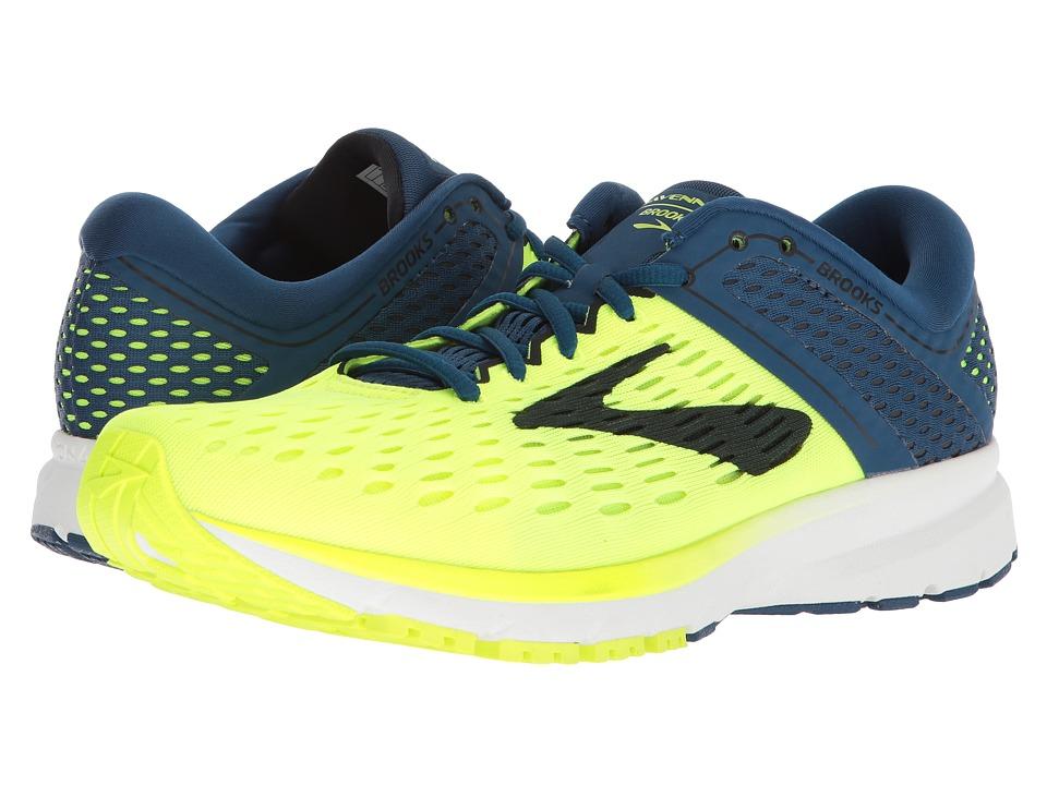 BROOKS Ravenna 9 (Nightlife/Blue/Black) Men's Running Shoes