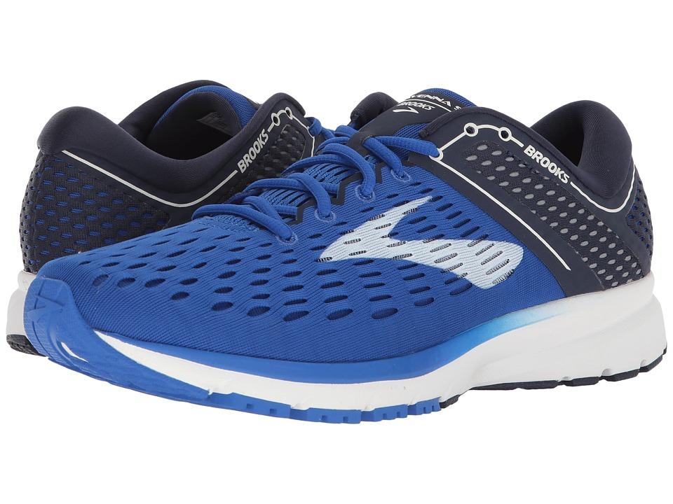 BROOKS Ravenna 9 (Blue/Navy/White) Men's Running Shoes
