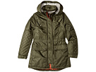 Urban Republic Kids Poly-Twill Anorak with Quilted Lining (Little Kids/Big Kids)