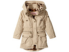 Urban Republic Kids - Cotton Twill Anorak with Faux Fur Lining (Toddler)
