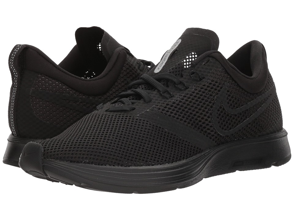 Nike Zoom Strike (Black/Black) Women's Shoes