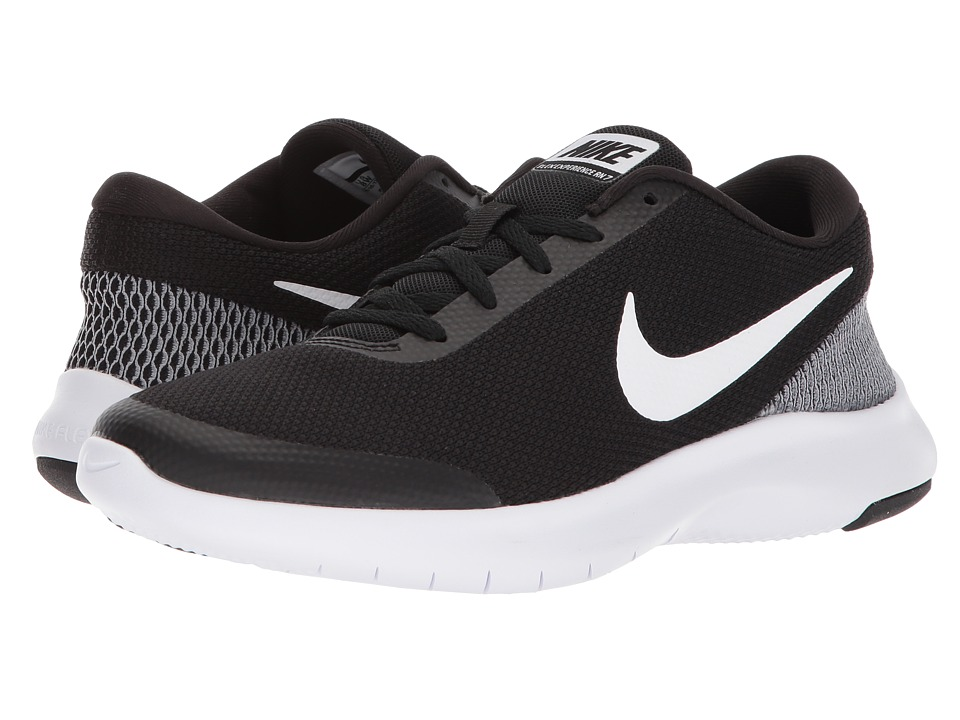 Nike Flex Experience RN 7 (Black/White/White) Women's Running Shoes
