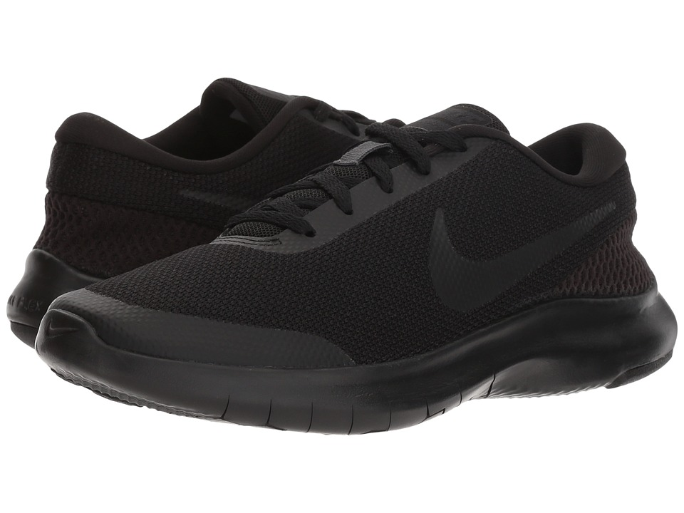 Nike Flex Experience RN 7 (Black/Black/Anthracite) Women's Running Shoes