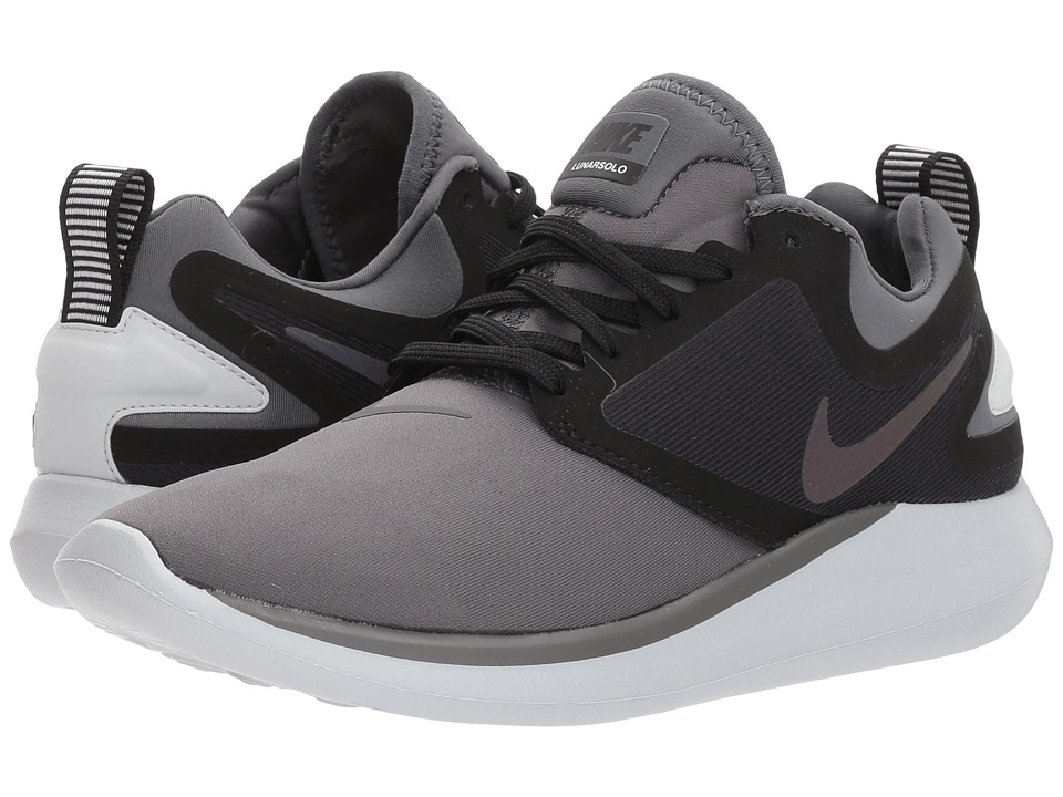 Nike LunarSolo (Dark Grey/Multicolor/Black) Women's Running Shoes