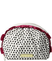 Betsey Johnson - Mini Ruffle Cosmetic