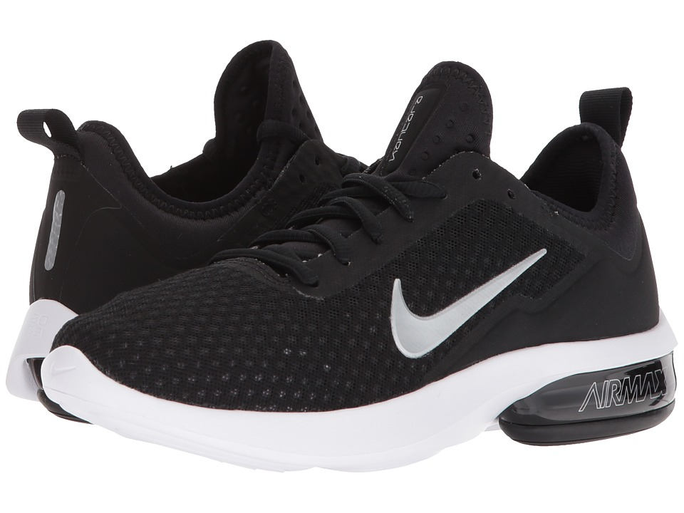 Nike Air Max Kantara (Black/Metallic Silver/Cool Grey) Women's Running Shoes