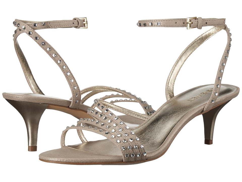 Nine West - Lastage (Silver Fabric) Womens Shoes
