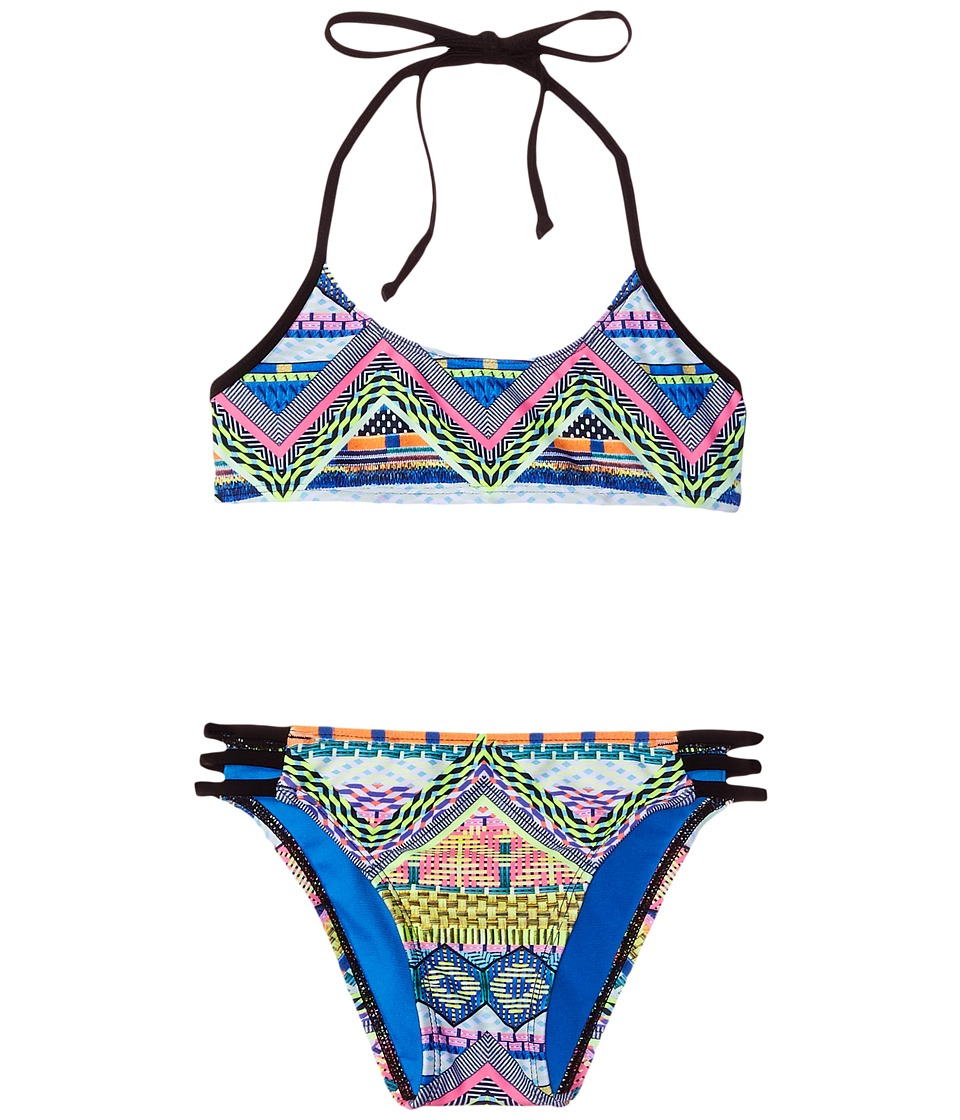 Hobie Kids - Desert Daze Strappy Bralette and Hipster