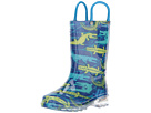 Western Chief Kids Gators Galore Lighted Boot (Toddler/Little Kid)