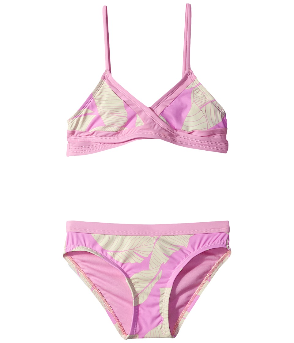 Hobie Kids - Fronds Forever Wrap Bra and Hipster Pants