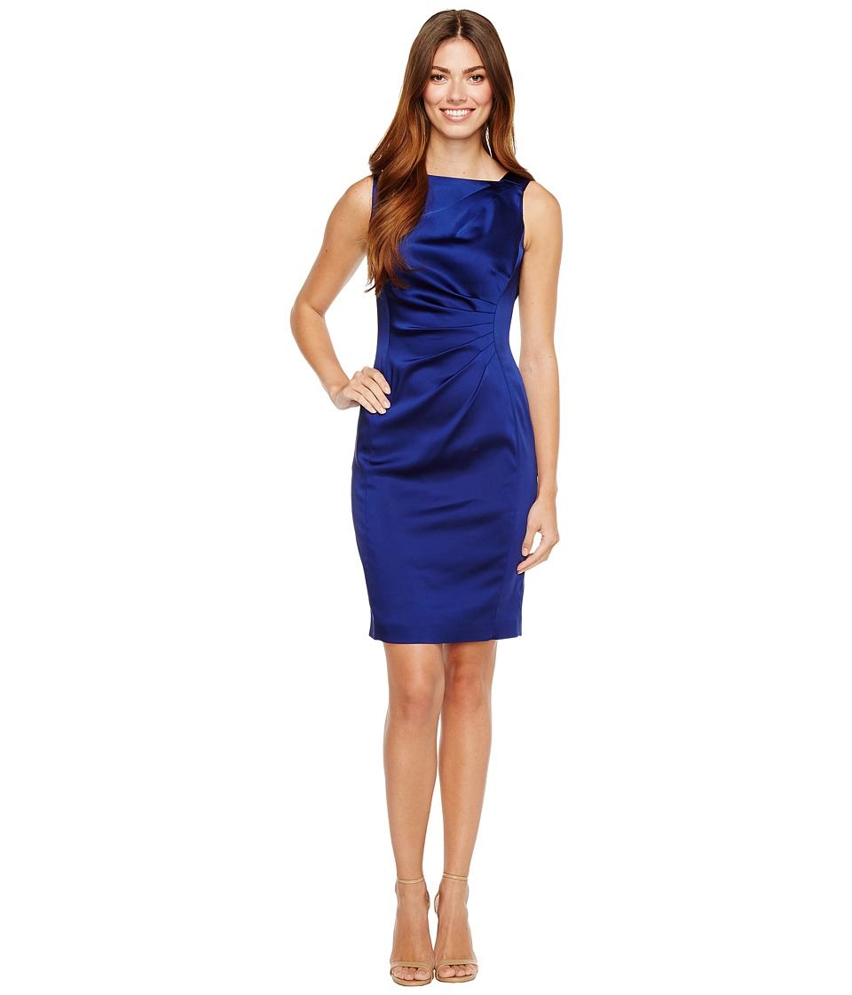 Tahari by ASL - Satin Sheath Dress
