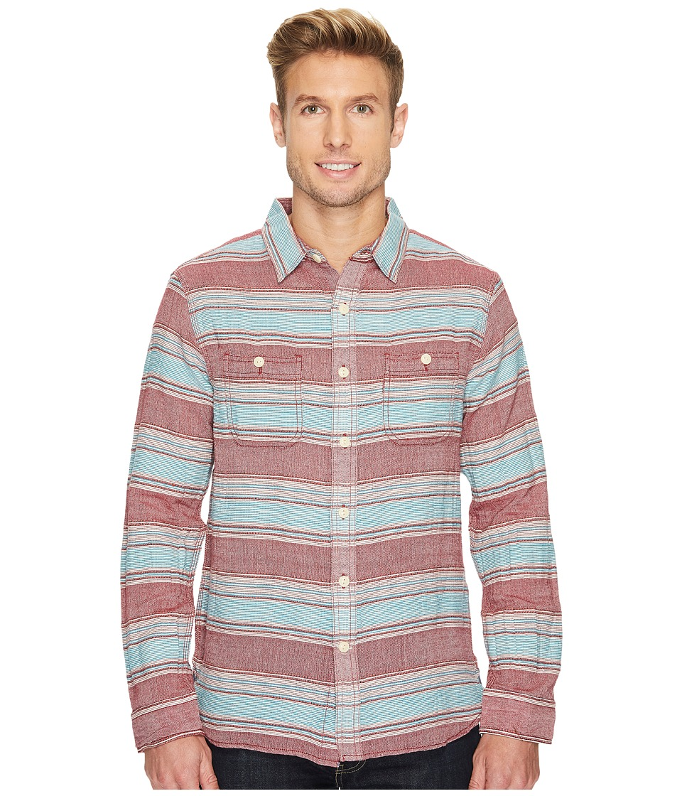 True Grit - High Altitude Taos Stripe Long Sleeve Two