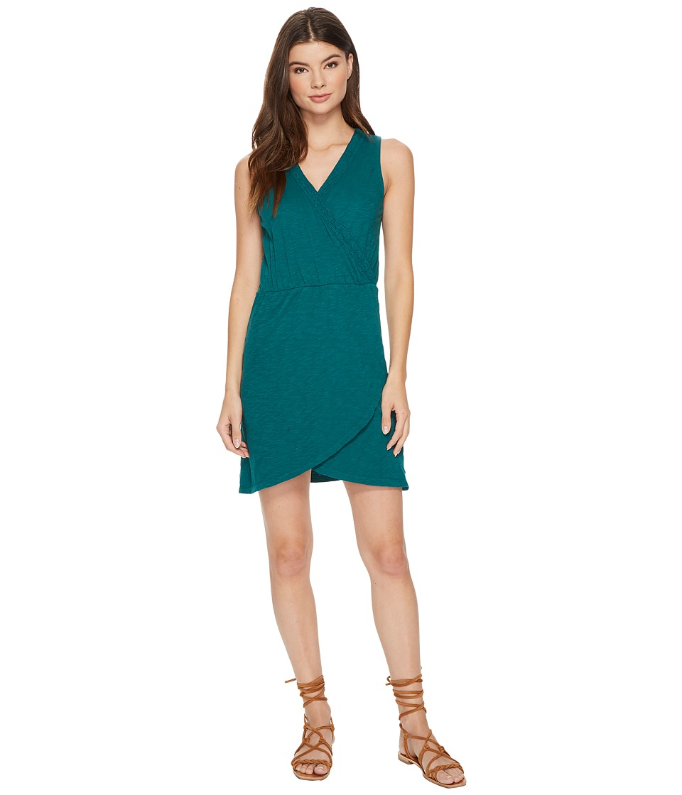 Roxy Mermaid Moment Knit Dress (Pacific) Women