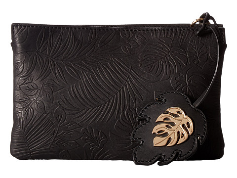 Tommy Bahama Marrakech Crossbody Wallet - Black