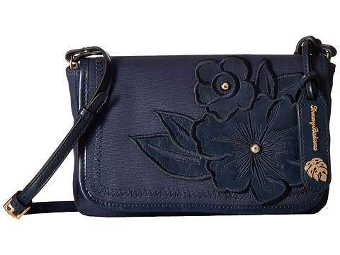 Tommy Bahama Casbah Convertible Clutch Crossbody - Midnight