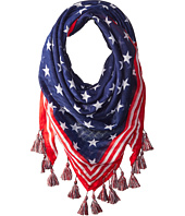 Steve Madden - Stars and Stripes Square Day Wrap