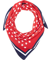 Steve Madden - Stars and Stripes Square Neckerchief