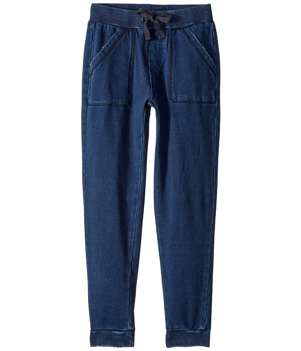 7 For All Mankind Kids Jogger Jeans in Indigo (Big Kids) (Indigo) Boy