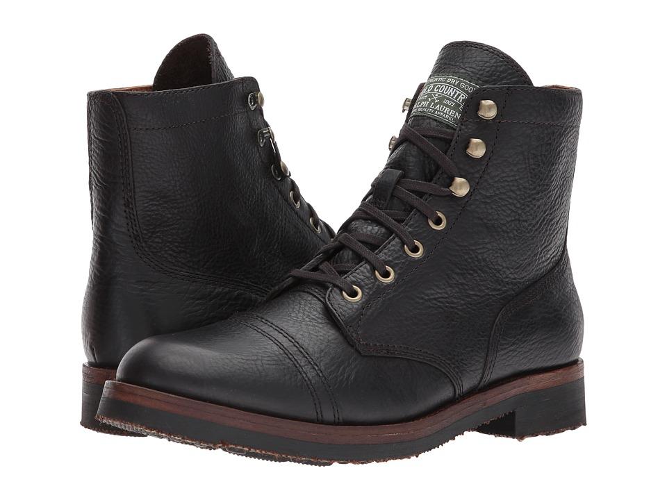 Polo Ralph Lauren Enville (Dark Brown) Men\u0027s Shoes