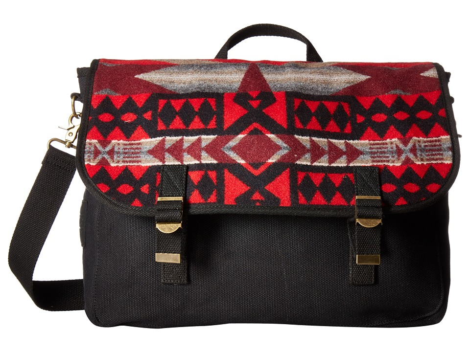 Pendleton Messenger (La Paz Scarlet) Messenger Bags