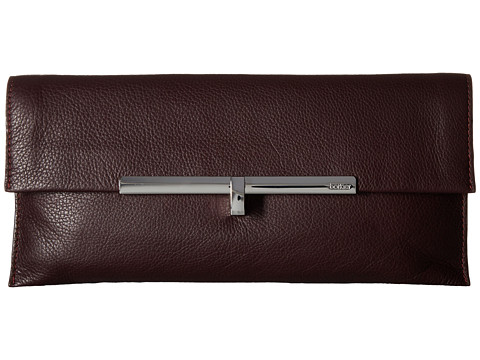 Botkier Bleecker Clutch - Wine