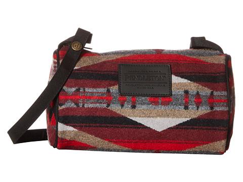 Pendleton Travel Kit w/ Strap - La Paz Scarlet