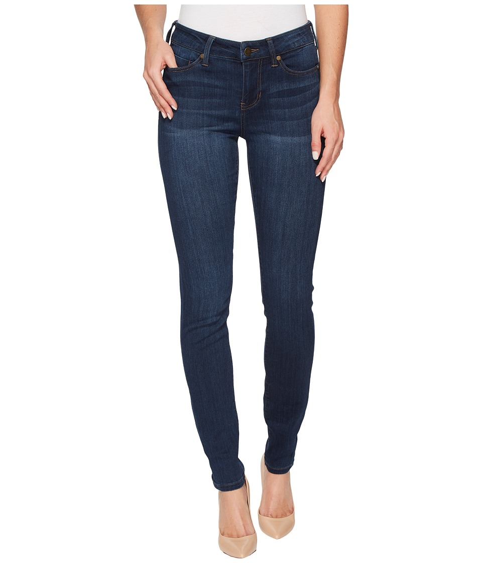 Liverpool - Abby Skinny Jeans in Silky Soft Stretch Denim in San Andreas Dark
