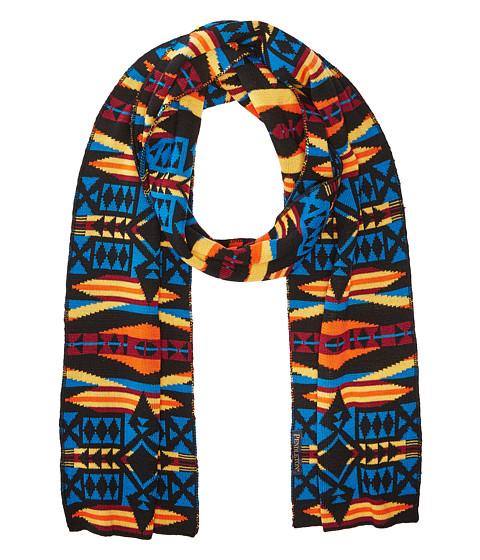Pendleton Knit Muffler - La Paz Black