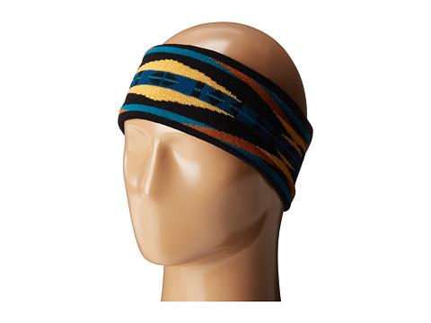 Pendleton Fleece Lined Headband - La Paz Turquoise