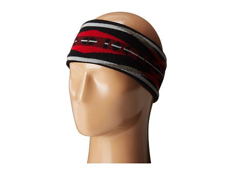 Pendleton Fleece Lined Headband - La Paz Scarlet