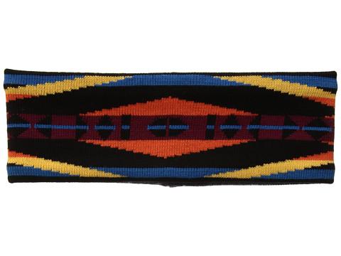 Pendleton Fleece Lined Headband - La Paz Black