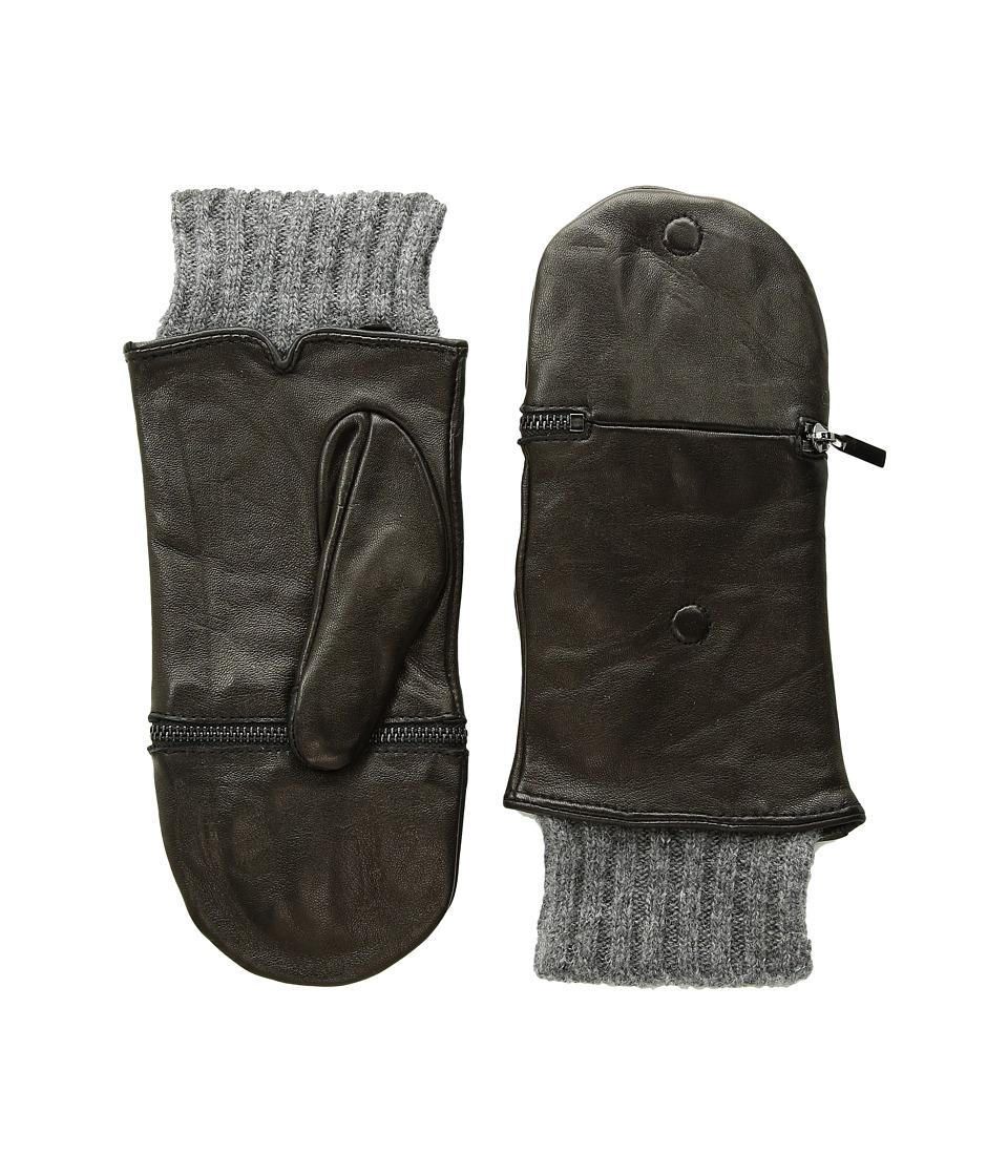 Echo Design Classic Glitten Gloves (Black) Dress Gloves