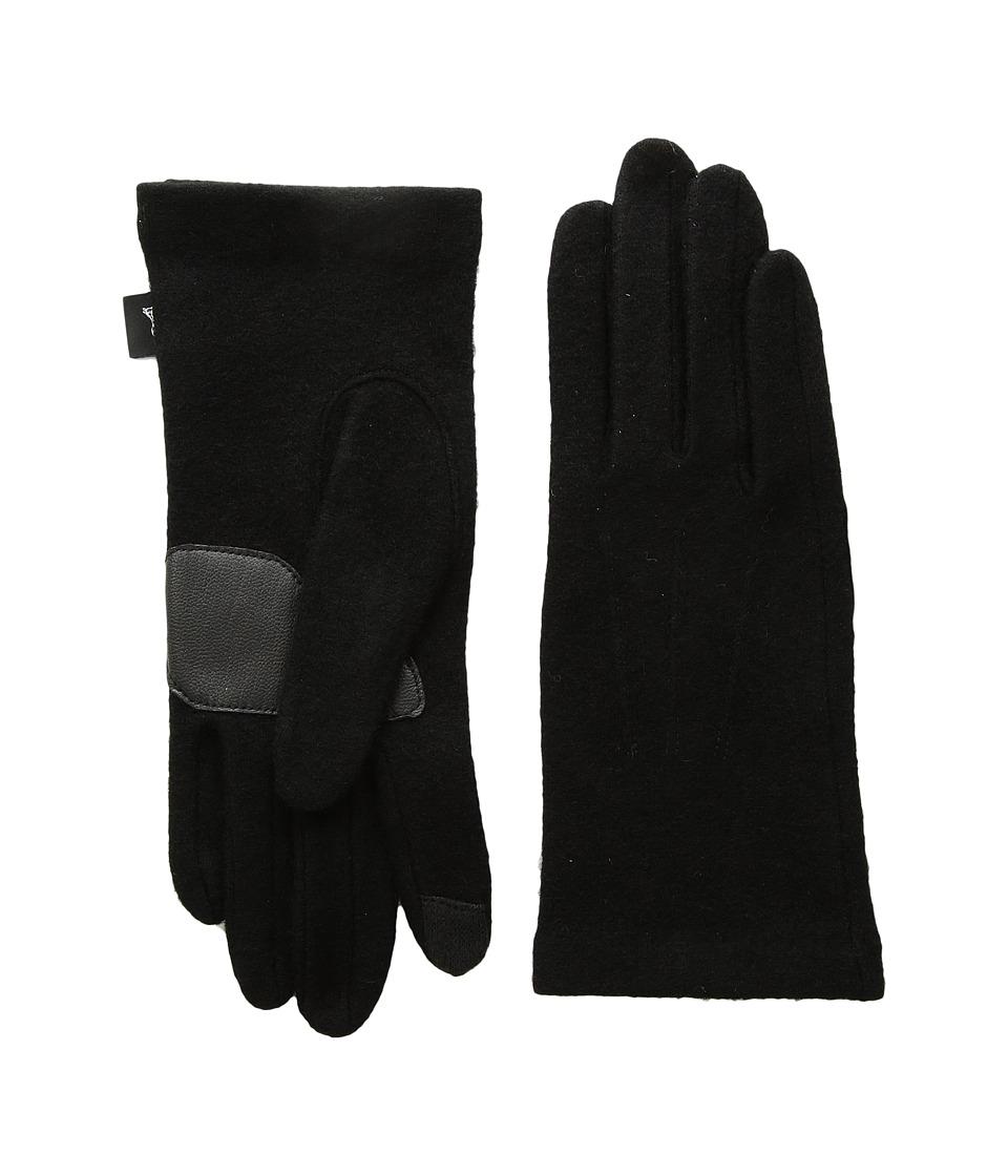 Echo Design Classic Touch Gloves (Black) Dress Gloves