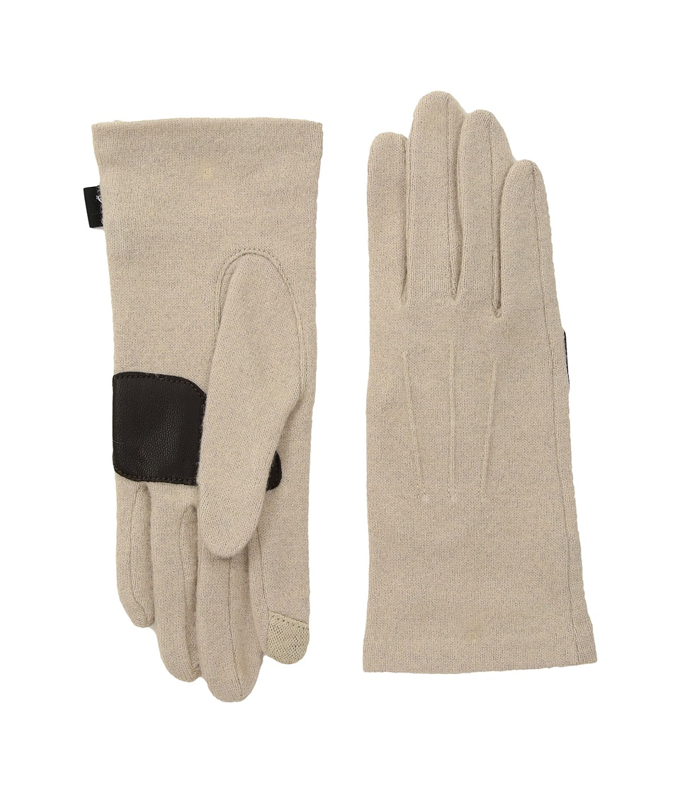 Echo Design Classic Touch Gloves (Oatmeal) Dress Gloves