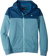 Hurley Kids - Dri-Fit Solar Zip Hoodie (Big Kids)
