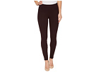 Liverpool Piper Hugger Pull-On Leggings in Silky Soft Ponte Knit with Lift and Shape Qualities in Aubergine