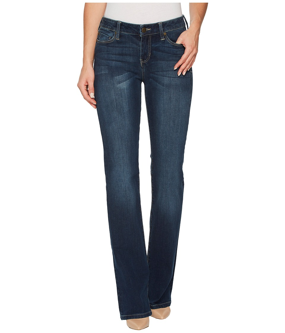 Liverpool - Lucy Bootcut Jeans with Shaping and Slimming Four-Way Stretch Denim in Lynx Wash (Lynx Wash) Women's Jeans