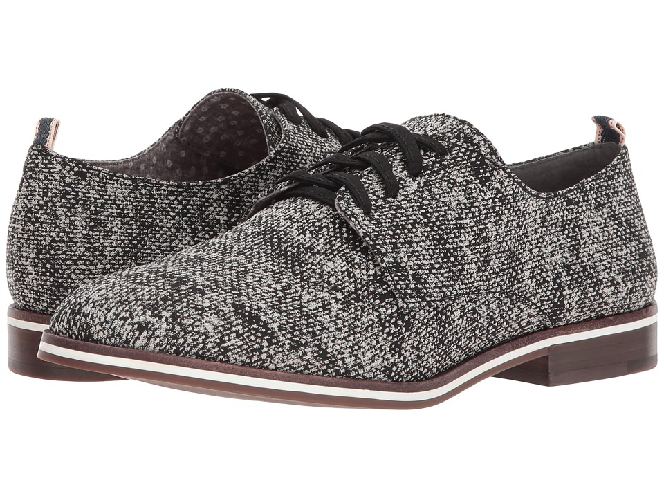 ED Ellen DeGeneres - Larkin (Black/White Pixel Tweed) Womens Shoes