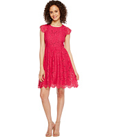 Jessica Simpson - Lace Fit and Flare Dress JS7A9597