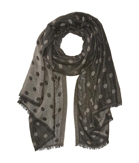Echo Design Polka Dot Blanket Wrap - Black