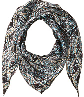 Echo Design - Medallion Silk Diamond Shaped Scarf