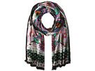 Echo Design Paisley Double-Faced Silk Wrap