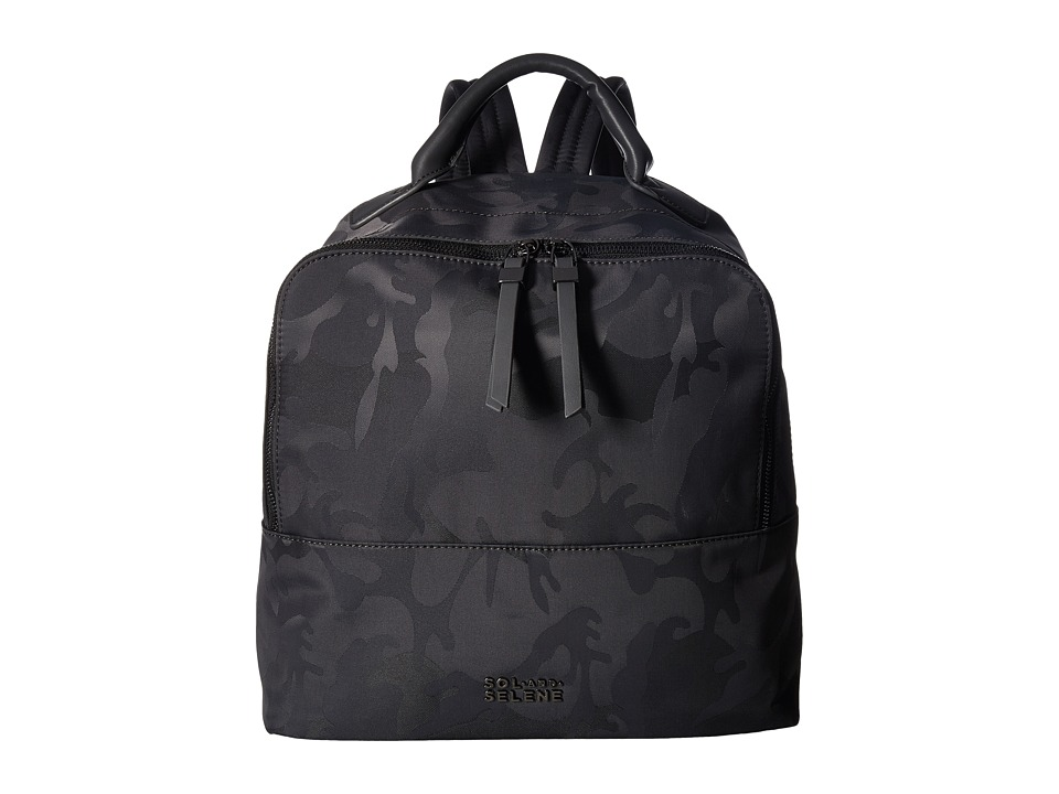 Sol and Selene - Cloud Nine (Charcoal Camo) Bags