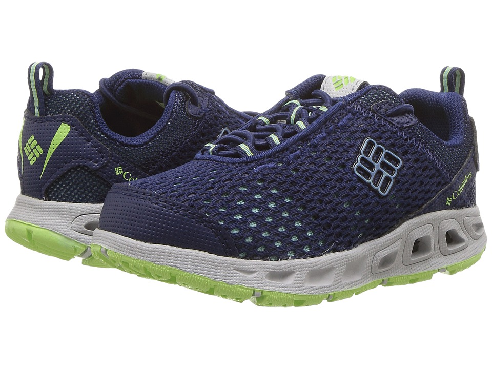 Columbia Kids - Drainmakertm III (Toddler/Little Kid/Big Kid) (Cousteau/Gulf Stream) Boys Shoes